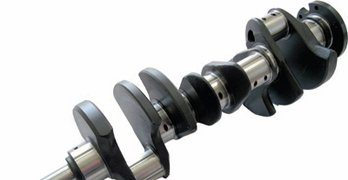 Ultimate Ford FE Engine Crankshaft Guide