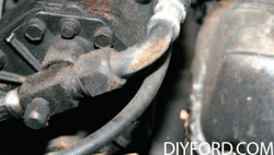 Rebuild Your Big-Block Ford - Remove Engine Step by Step 5