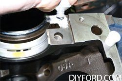 How to Install the Camshaft in Your Ford Big Block Engine 5