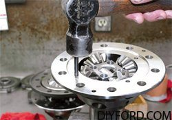 How to Assemble Ford 9 Inch Traction-Lok Differentials 5