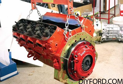 Ford 9-Inch Axle Installation: Vehicle Inspection 5