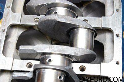 Ford 351 Cleveland Engines: Crankshaft Guide 5