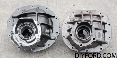 Ford Axle History and Identification: Ford Differentials 5