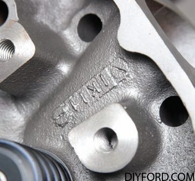 351 Cleveland Cylinder Heads Guide: Factory Iron Heads 7