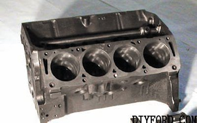How to Choose a Ford FE Engine Block 7