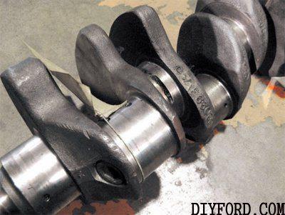 Ultimate Ford FE Engine Crankshaft Guide 7