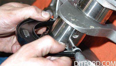Ford 351 Cleveland Engines: Crankshaft Guide 7