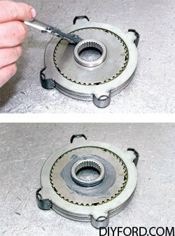 How to Assemble Ford 9 Inch Traction-Lok Differentials 8