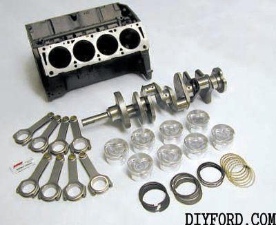 How to Choose a Ford FE Engine Block 8