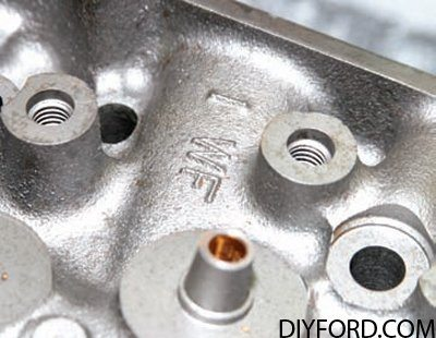 351 Cleveland Cylinder Heads Guide: Factory Iron Heads 9