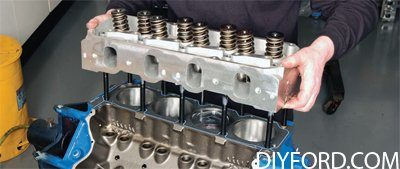 How to Build a 500 Horsepower Ford 351 Cleveland Engine 9