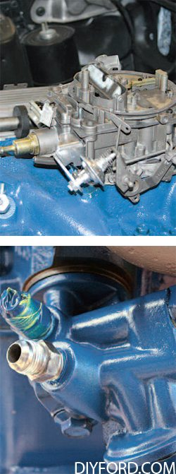 How to Install Your Big-Block Ford Engine Into Your Vehicle Step by Step 9
