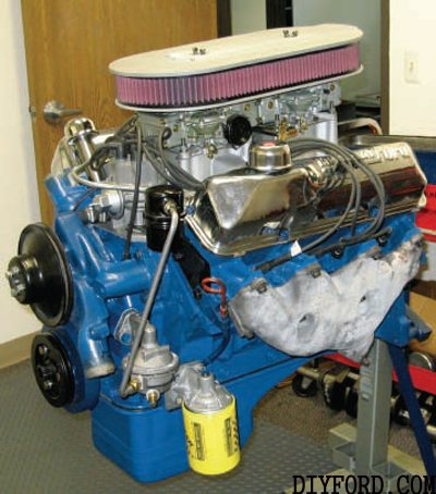 Ford FE Engines: The Complete History 9
