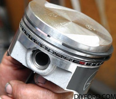 Ford 351 Cleveland Rotating Assembly Guide: Pistons 9
