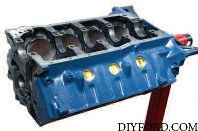 Ford Small-Block Engine Interchange Guide: Cylinder Block 10