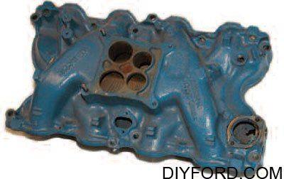 Induction System Interchange for Big-Block Fords Engines 10