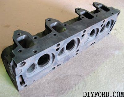 How to Choose Ford FE Engine Factory Cylinder Heads