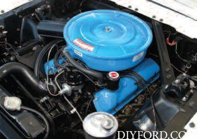 Ford Small-Block Engine Parts Interchange Specifications 1