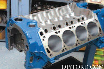 Ford Small-Block Engine Interchange Guide: Cylinder Block 11