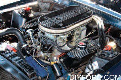 Ford Big-Block Engine Parts Interchange Specifications 11