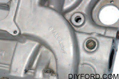 Induction System Interchange for Big-Block Fords Engines 11