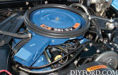 Ford Small-Block Engine Parts Interchange Specifications 12