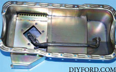 Oiling System Interchange for Small-Block Ford Engines 12
