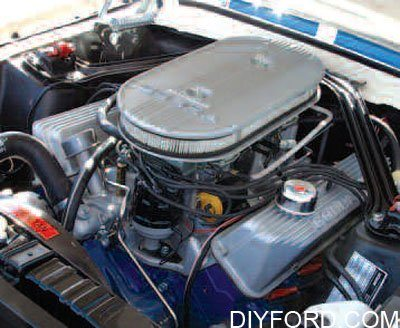 Ford Big-Block Engine Parts Interchange Specifications 12