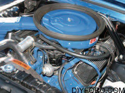 Ford Big-Block Engine Parts Interchange Specifications 13