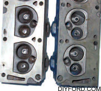 Cylinder Heads and Valvetrain Interchange for Big-Block Fords 13