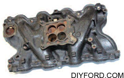 Induction System Interchange for Big-Block Fords Engines 13