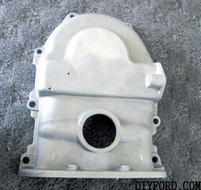 Ford FE Engine External Accessories Guide 14