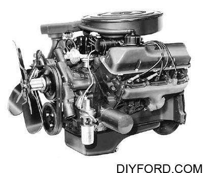 Ford Big-Block Engine Parts Interchange Specifications 15