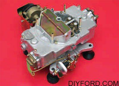 Induction System Interchange for Big-Block Fords Engines 15