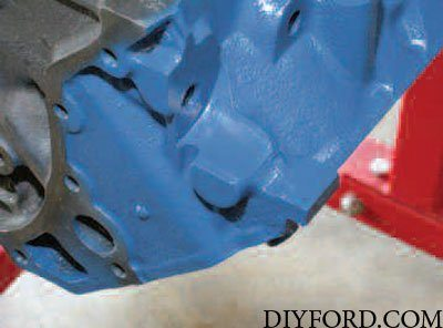 Ford Small-Block Engine Interchange Guide: Cylinder Block 16