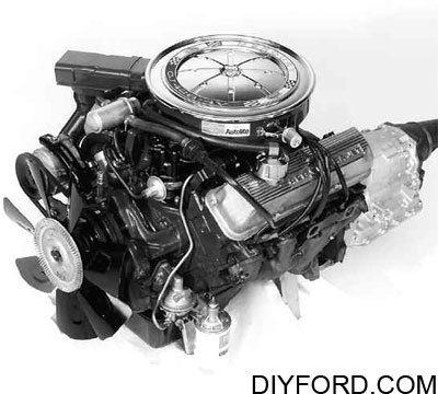 Ford Big-Block Engine Parts Interchange Specifications 16