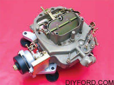 Induction System Interchange for Big-Block Fords Engines 16