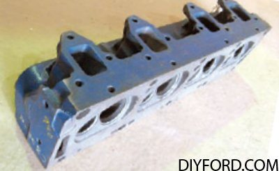 How to Choose Ford FE Engine Factory Cylinder Heads 17