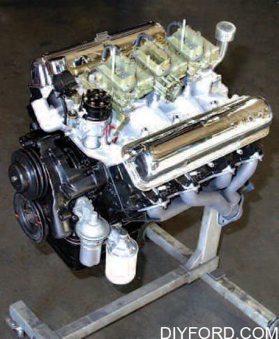 Ford Big-Block Engine Parts Interchange Specifications 17
