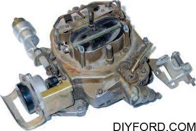 Induction System Interchange for Big-Block Fords Engines 17