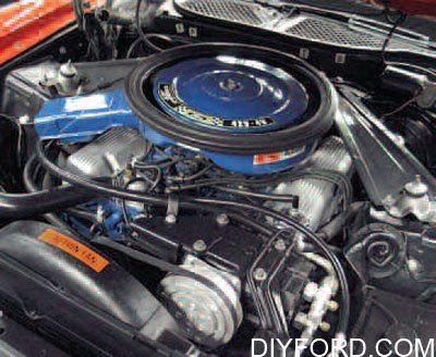 Ford Big-Block Engine Parts Interchange Specifications 18