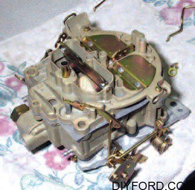Induction System Interchange for Big-Block Fords Engines 18
