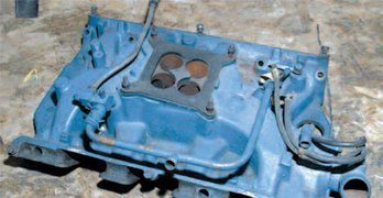 Exhaust System Interchange for Big-Block Ford Engines