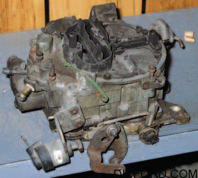Induction System Interchange for Big-Block Fords Engines 19