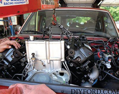 How to Install and Break-In Ford Power Stroke Engines 1