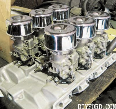 Ford FE Engine Intake Manifolds: The Ultimate Guide 20