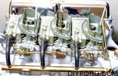 Induction System Interchange for Big-Block Fords Engines 2
