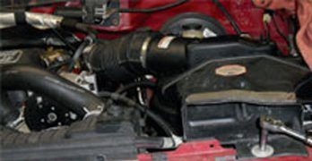 Ford Power Stroke 7.3L Engine Removal and Disassembly