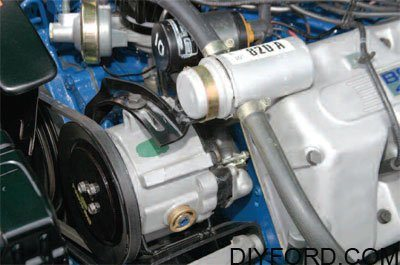 Induction System Interchange for Big-Block Fords Engines 22