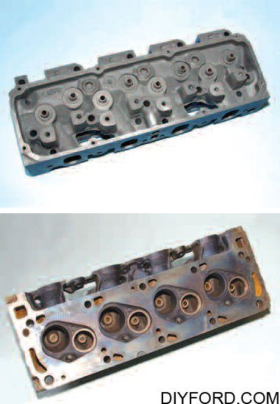Ford Cylinder Heads and Valvetrain Interchange: Small-Block 23